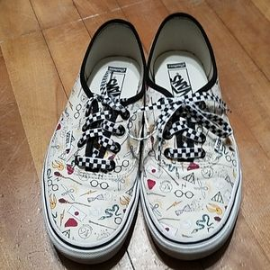 Van's Harry Potter sneakers
